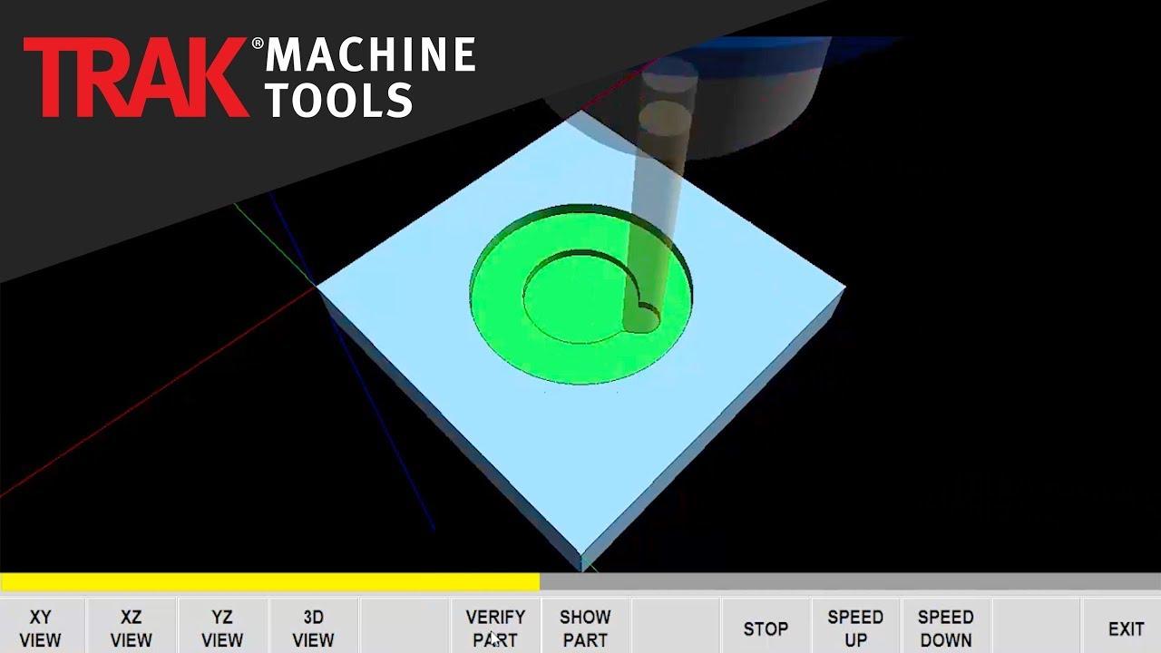 Offline Programming | ProtoTRAK RMX CNC | Mill Programming