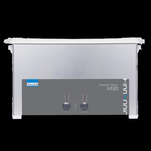 Kompakter Ultraschallreiniger M30 für die Reinigung Kleinteilen und medizinischen Instrumenten von FinnSonic