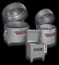 Clean-o-Mat RC, die Toplader-Serie von PERKUTE für die industrielle Teilereinigung
